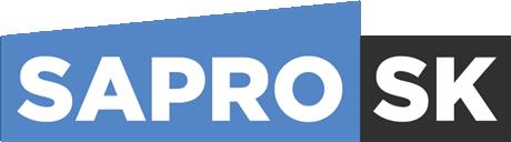 SAPRO SK Mobile Retina Logo